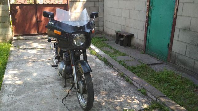 Панония 350(двигатель с явы)