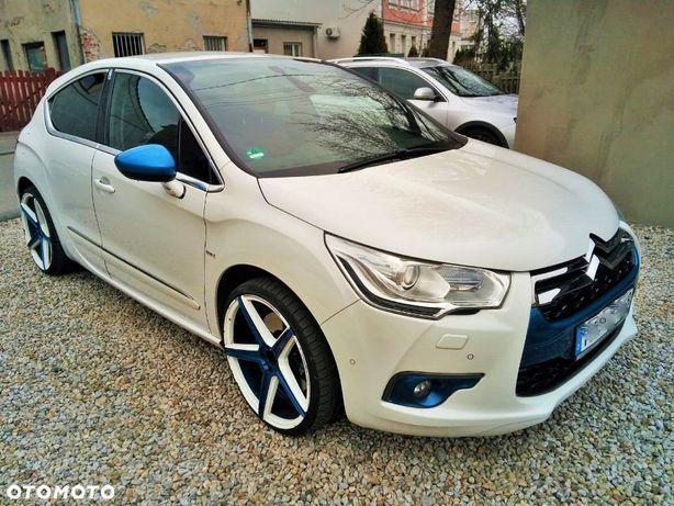 Citroën DS4 Full opcja/PurePearl/ JEDYNY TAKI/bezwypadkowy/serwis