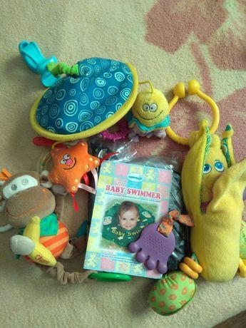 Игрушки+ круг для малыша