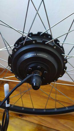 Редукторне мотор колесо Green pedel,електровелосипед