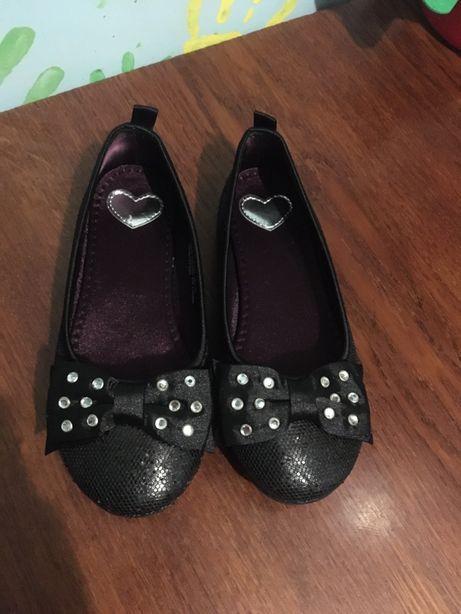 Фирменные туфельки туфли балетки пинетки H&M