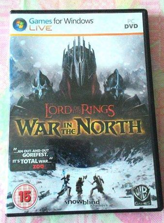 jogo para pc lord of the rings