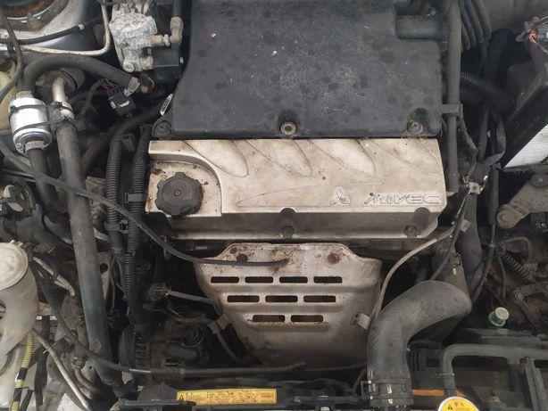 Мотор Mitsubishi Outlander 2.4