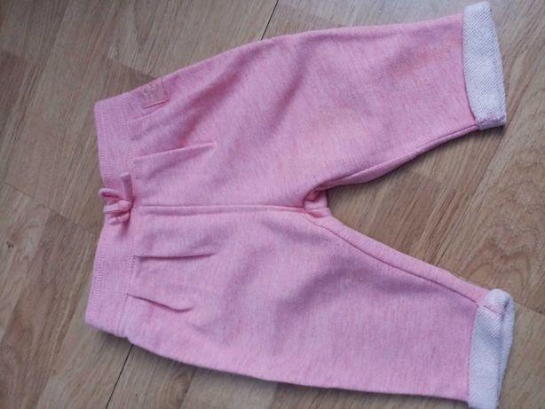 Spodnie h&m roz. 68