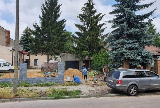 Dom 141 m2 Łódź Górna doskonała lokalizacja, 2 garaże, działka 746 m2
