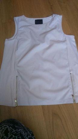 Bluzka Mohito w kolorze ecru