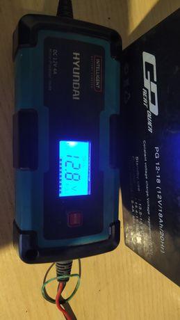 Аккумуляторная батарея Great Power PG 12-18 (12V-18AH)