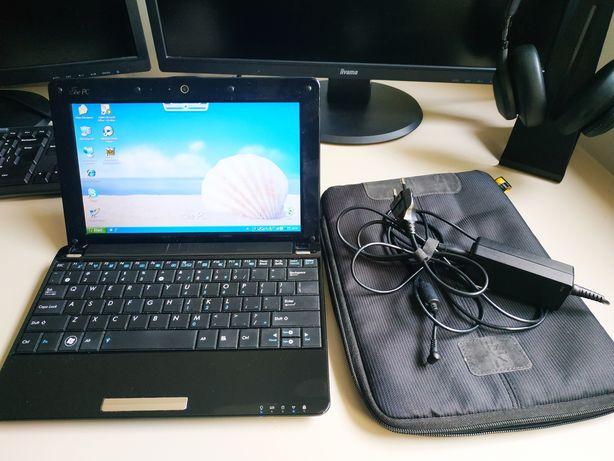 """Laptop Asus EeePC 1005 HA 10"""" + ładowarka i pokrowiec"""