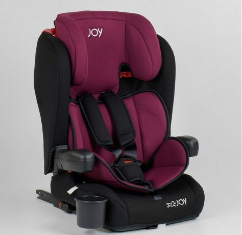 Автокресло детской JOY, ISOFIX, группа 1/2/3, 9-36 кг джой, изофикс