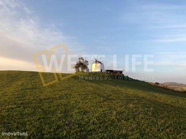Moinho em Mafra - Moinho com Casa de Madeira T1 em terren...