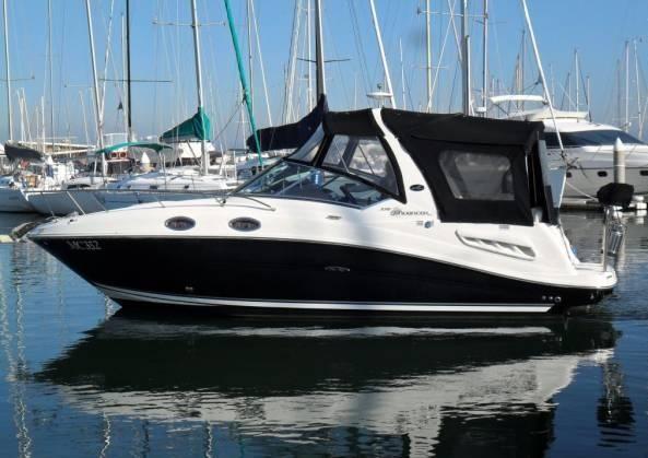 Продам катер Sea Ray Sundancer 275