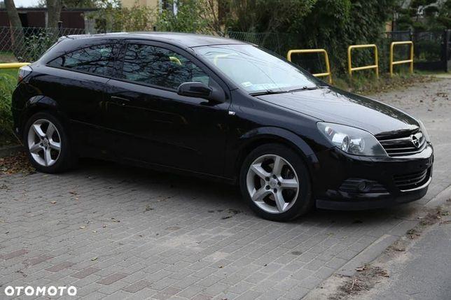 Opel Astra Opel Astra H GTC