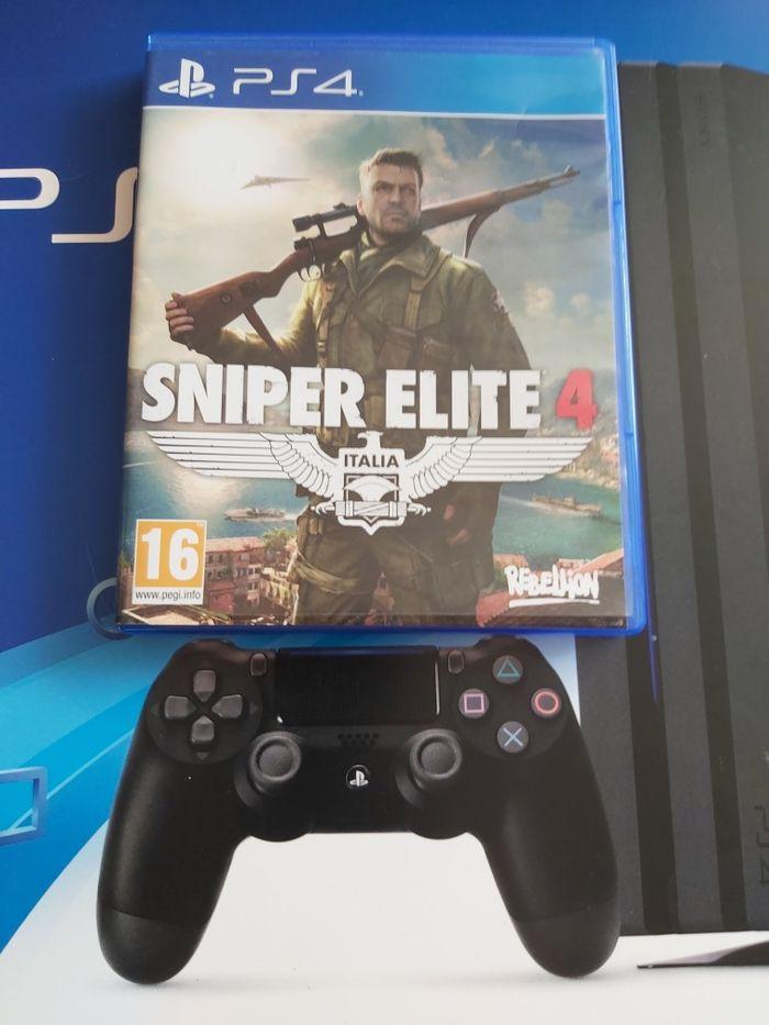 Gra na PlayStation 4 Sniper Elite 4 wersja pl super gierka idealna Siemianowice Śląskie - image 1