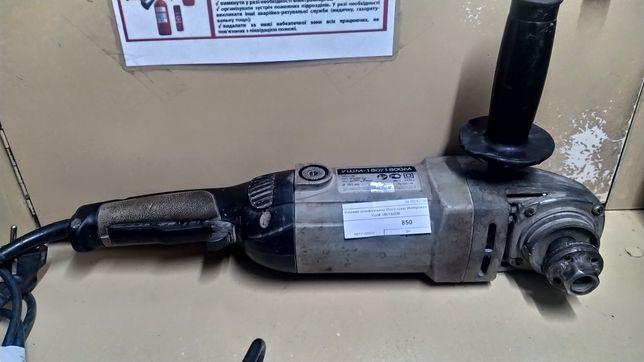 Болгарка Интерскол УШМ-180/1800 за 850 грн,дрель-шуруповерт от 350 грн