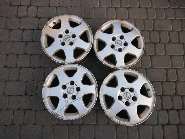 Диски Opel 5*110 r15 алюмінієві