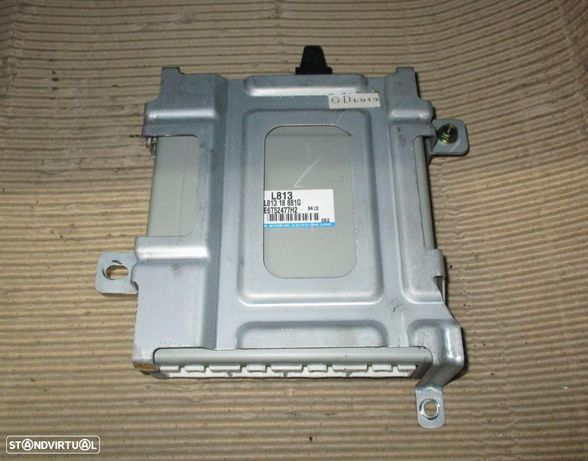 Centralina para Mazda 6 2.0 d (2003) L813 L81318881G E6T52477H2 GDL813