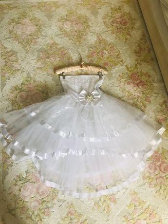 Платье+шубка