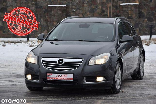 Opel Insignia 2.0CDTi 130KM Manual 2009r. NAVi 2xPDC Tempomat Skóra el. klapa