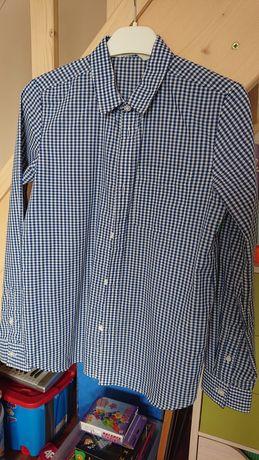 Koszula chłopięca h&m 146 cm