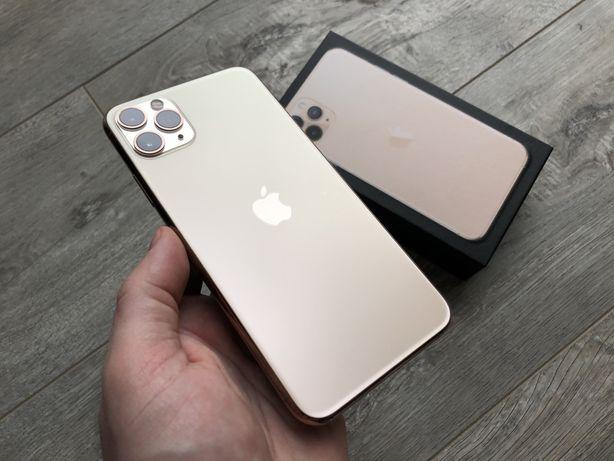 iPhone 11 Pro Max 64gb Gold Neverlock #i311