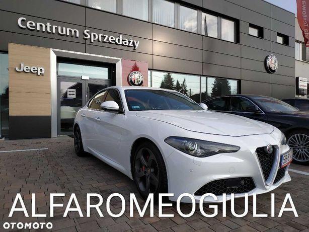 Alfa Romeo Giulia SB8143U 2.2 Turbo DIESEL 16v 180 KM MT6 RWD Super