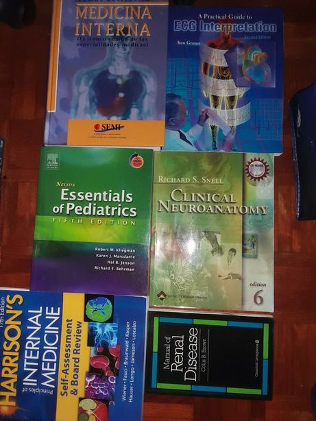 Medicina Interna/Neuroanatomia/Pediatria
