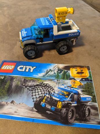 Lego 60172 полицейский фургон