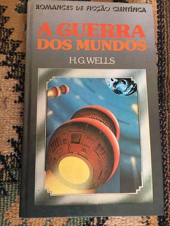 A guerra dos mundos H. Wells