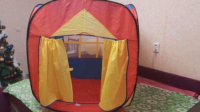 Палатка детская большая