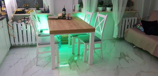 Zestaw stół rozkładany + krzesła do Kuchni komplet za 999zł
