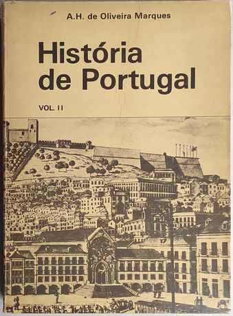 Livro - História de Portugal Vol. II