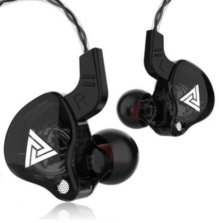 In Ear QKZ HD Pro (Hi-Res) NOVOS (Portes Grátis)
