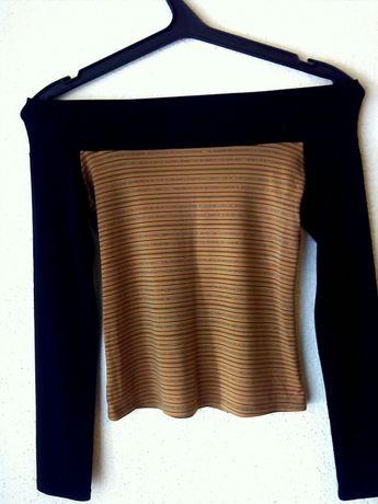 Кроп-топ футболка топ блуза блузка кофта девичья