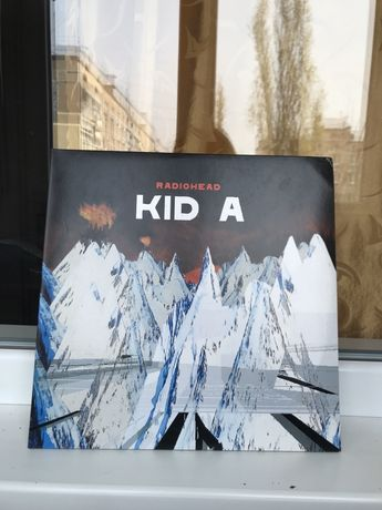 Radiohead Kid A 2lp