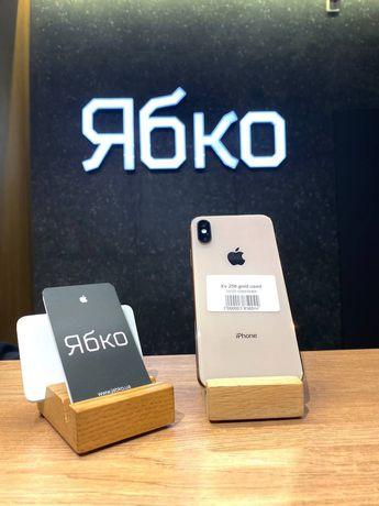 iPhone XS 64/256 used Ябко Городоцька 11 Кредит під 0%