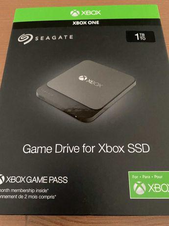 Disco rígido Seagate SSD Xbox 1TB