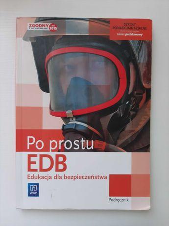 Podręcznik Po prostu EDB Edukacja dla bezpieczeństwa