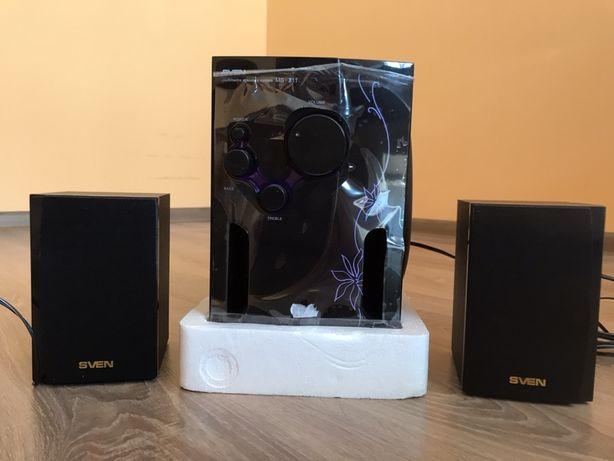 Акустическая система Sven MS-311 Black
