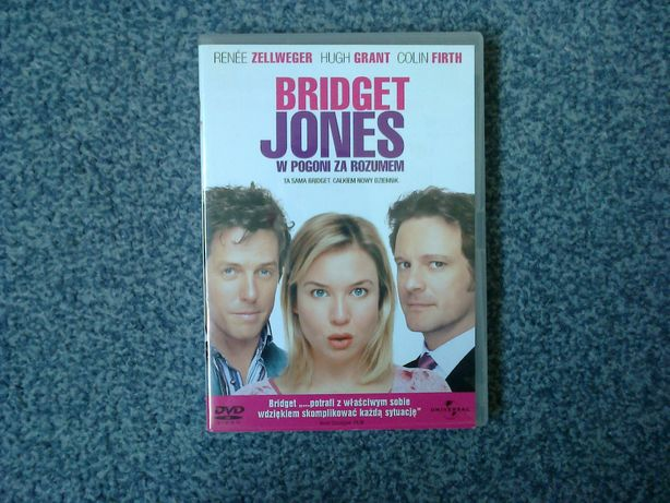 DVD: Bridget Jones w pogoni za rozumem