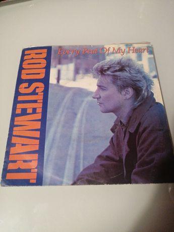 Disco single de vinil Rod Stewart