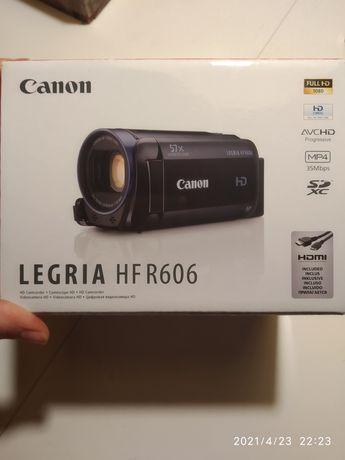 Kamera Canon LEGRIA raz użyta