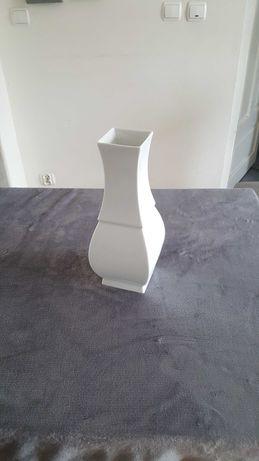 Wazon ceramiczny biały ,niemiecka porcelana bavaria arzberg ,duży