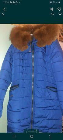 Пуховик куртка шуба