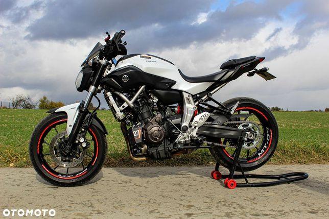Yamaha MT Yamaha MT-07 A2