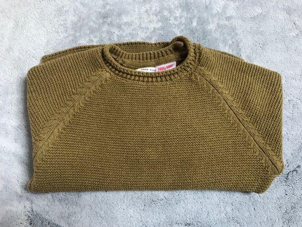 Sweter Sweterek Zara rozmiar 80
