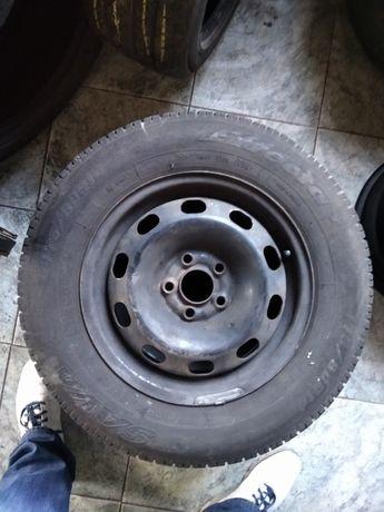 Колеса SAVA 175/80 R14 на фабію/роумстер
