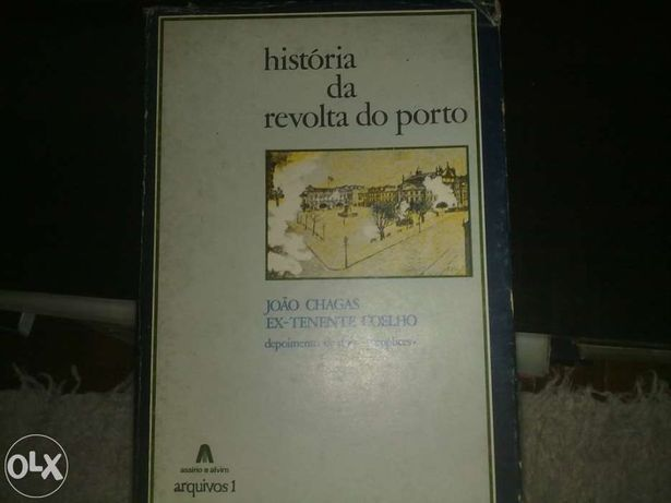 Historia da Revolta do Porto