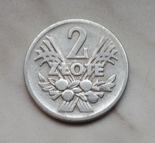 324) POLSKA - 2 Złote -1958 r. - Jagody - 324