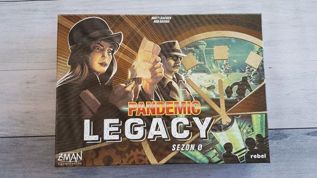 Pandemic Legacy - Sezon 0 - gra planszowa