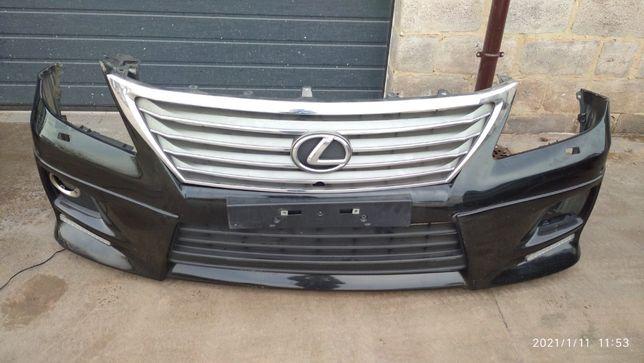 Решетка на Lexus LX 570 (Лексус ЛХ 570)